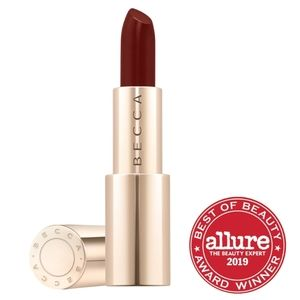 NWT BECCA Ultimate Lipstick Love in Maroon